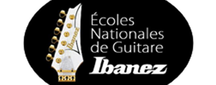 Ecole de guitare IBANEZ